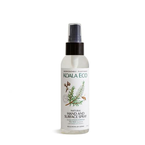 KOALA ECO - Natural Hand and Surface Spray - Lemon Scented Tea Tree