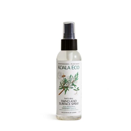 KOALA ECO - Natural Hand and Surface Spray - Rosalina & Peppermint