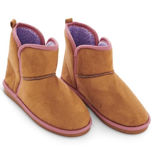 KIP & CO - Natural Wonder Kids Sherpa Boots