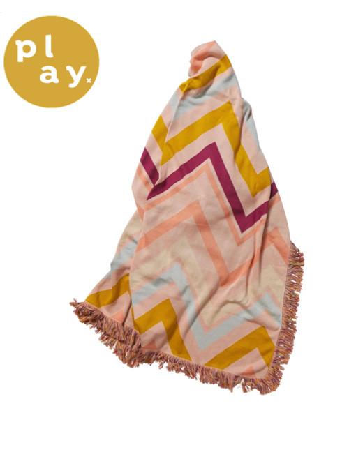 SAGE & CLARE - Odell Knit Blanket