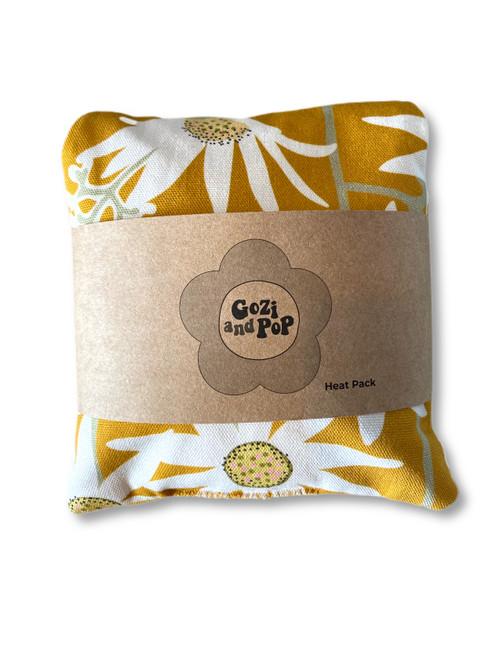GOZI & POP - WHEATBAG - FLANNEL FLOWER