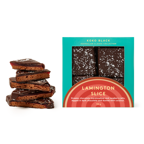 KOKO BLACK - Lamington Slice