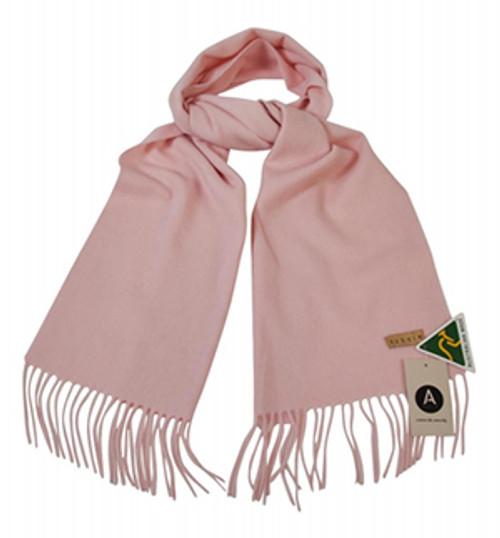 AUSKIN - 100% Wool Scarfl - Pink