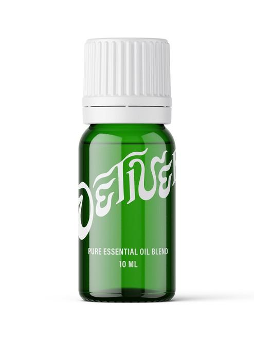 HAPPY SOCIETY - Vetiver Diffuser Blend Oil