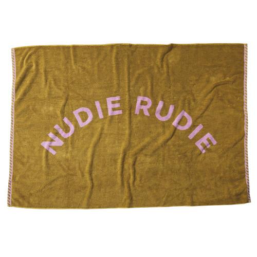 SAGE & CLARE - Taffy Nudie Towel - Pear