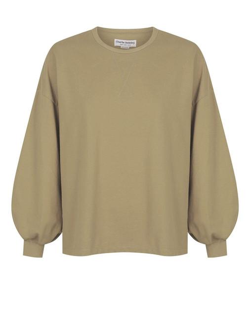 CHARLIE HOLIDAY - Bayside Sweatshirt in Olive