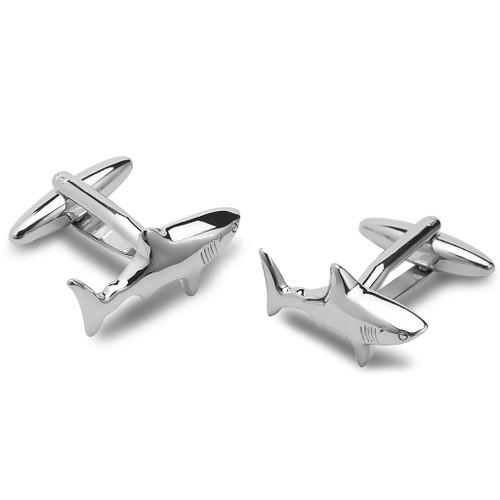 OTAA - Great White Shark Cufflinks