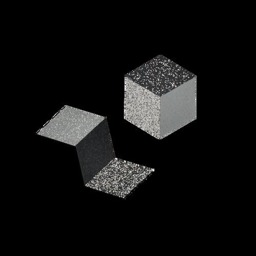CHAMP - Rhombus Table Trivets / Coasters - 6 Pack (Stone)