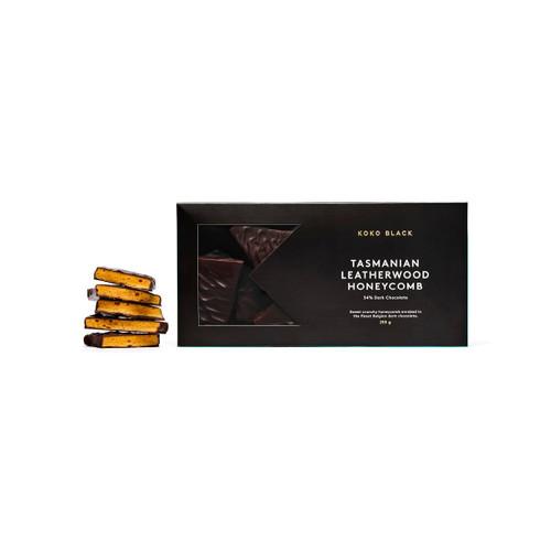 KOKO BLACK - Tasmanian Leatherwood Honeycomb - 250g