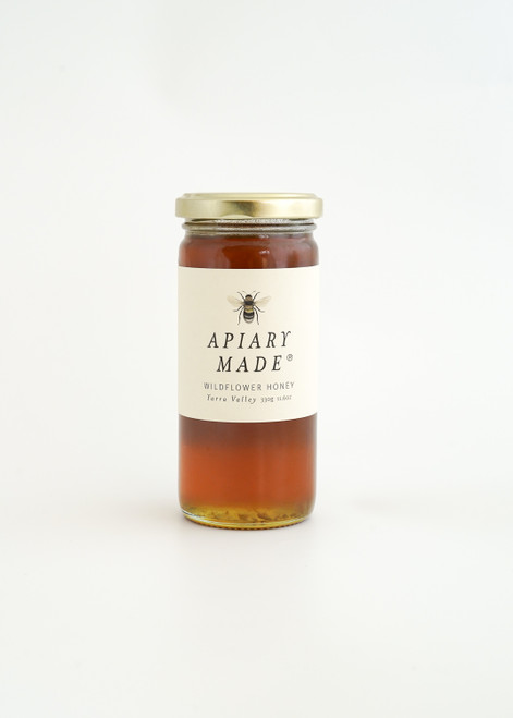 APIARY MADE - Sustainable Wild Flower Honey
