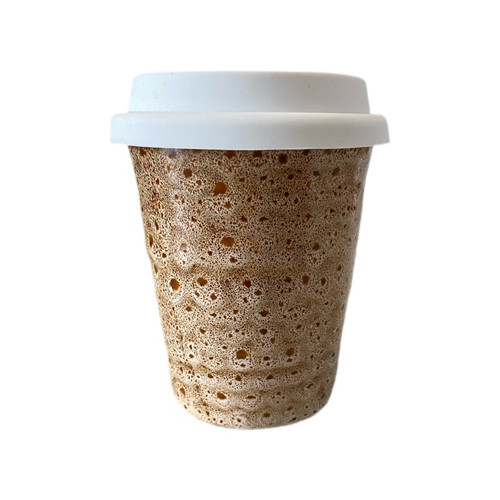 ROBERT GORDON -  White Ochre Carousel Cup - Large