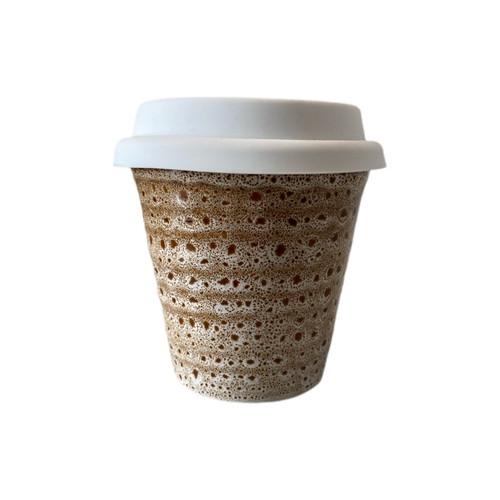 ROBERT GORDON -  White Ochre Carousel Cup - Small