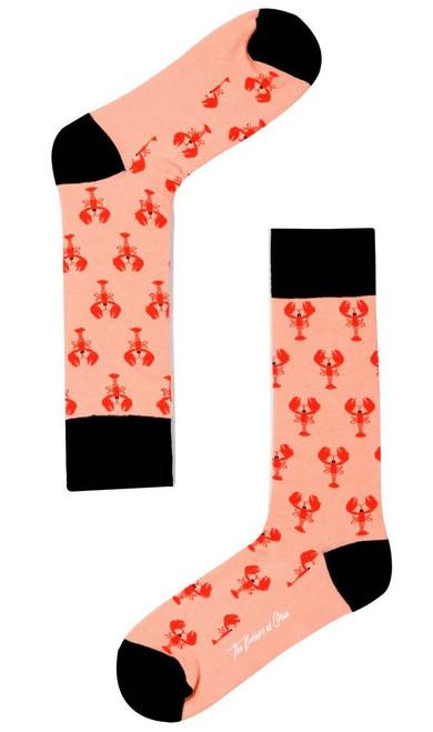 OTAA - Red Lobster Socks