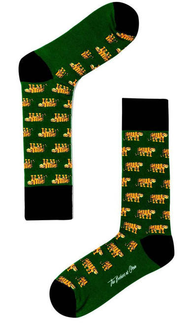 OTAA - Hunting Tiger Socks