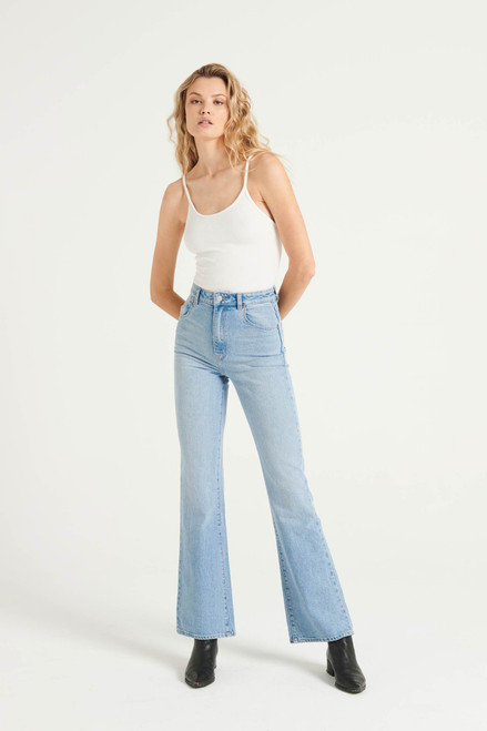 ROLLAS - Dusters Bootcut - Sunshine Blue