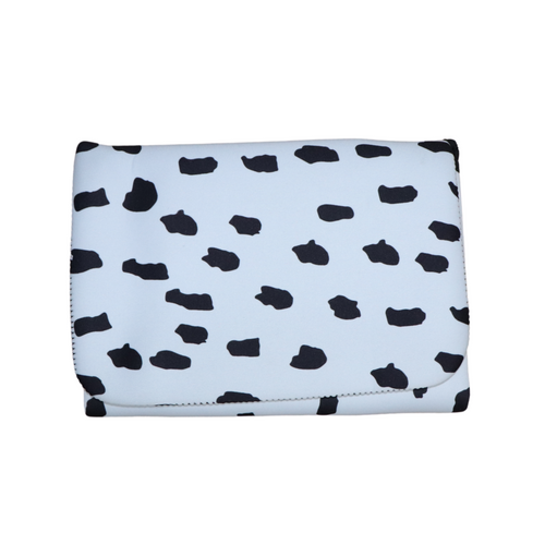 JELLYSTONE - 2 in 1 Nappy Change Mat and Clutch - Spot