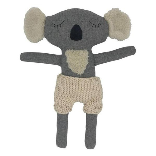AND THE LITTLE DOG LAUGHED - Fergus Koala