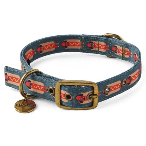 KIP & CO - Hot Diggity Dog Collar