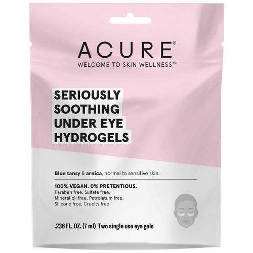 ACURE - Seriously Soothing Under Eye Hydrogels