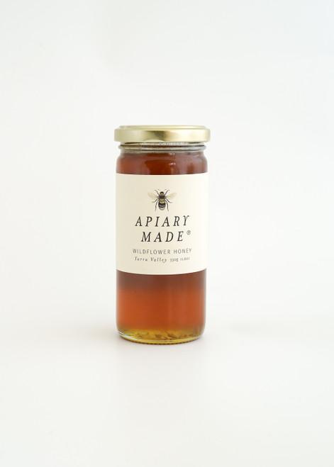 APIARY MADE - WildFlower Honey