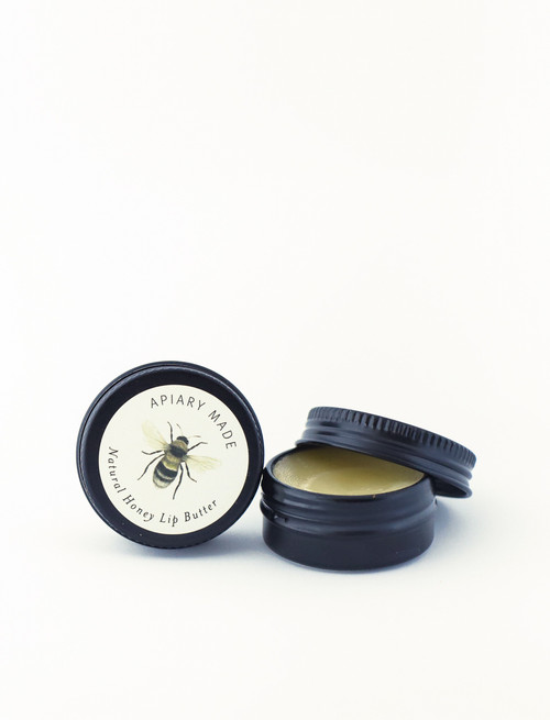 APIARY MADE - Natural Honey Lip Butter