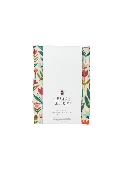 APIARY MADE - Produce Pouch Bees Wax Wrap