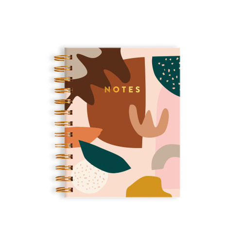 FOX AND FALLOW - Mini Spiral Notebook - Muse