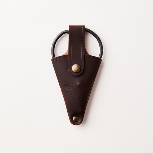 HEAVEN IN EARTH - Scissors in Leather Pouch