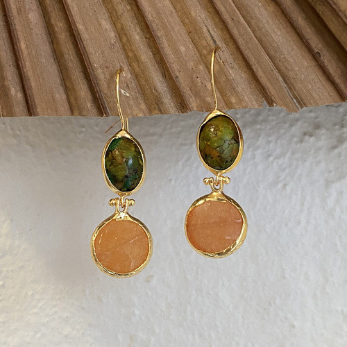 INARTISAN - Andra Drop Earrings