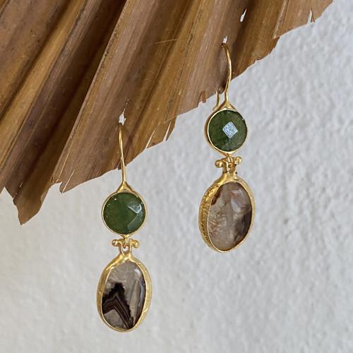 INARTISAN - Aimar Drop Earrings