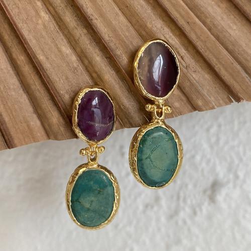 INARTISAN - Raili Drop Earrings