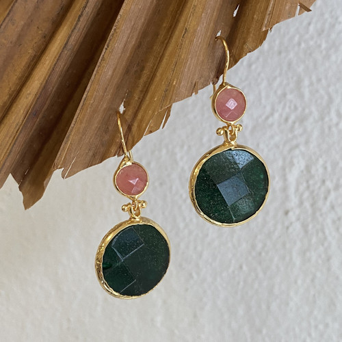 INARTISAN - Sara Drop Earrings