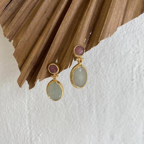 INARTISAN - Maleko Drop Earrings
