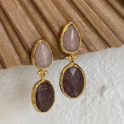 INARTISAN - Anete Drop Earrings