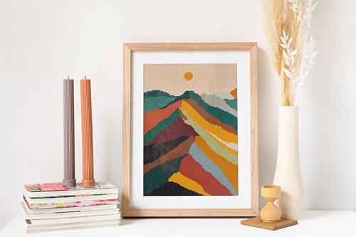 JOURNEY OF SOMETHING - Sparkle Art Kit - Magic Mountain