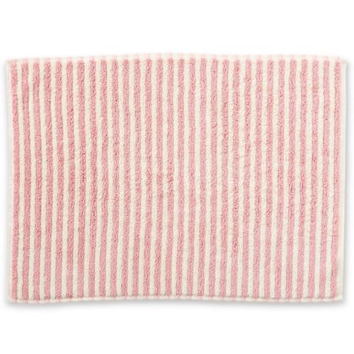 KIP & CO - Rose & White Stripe Bath Mat