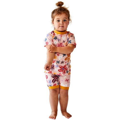 KIP & CO - Pansy Short Sleeve Pyjamas