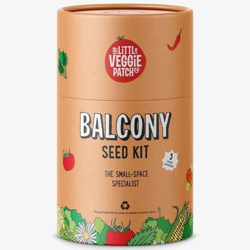 LITTLE VEGGIE PATCH CO. - Balcony Seed Kit