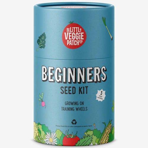LITTLE VEGGIE PATCH CO. - Beginner Seed Kit