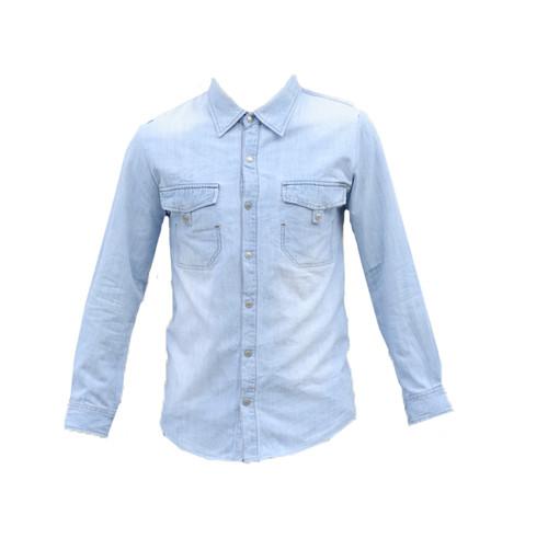 Vintage Denim Shirt - Bang Bang Brand