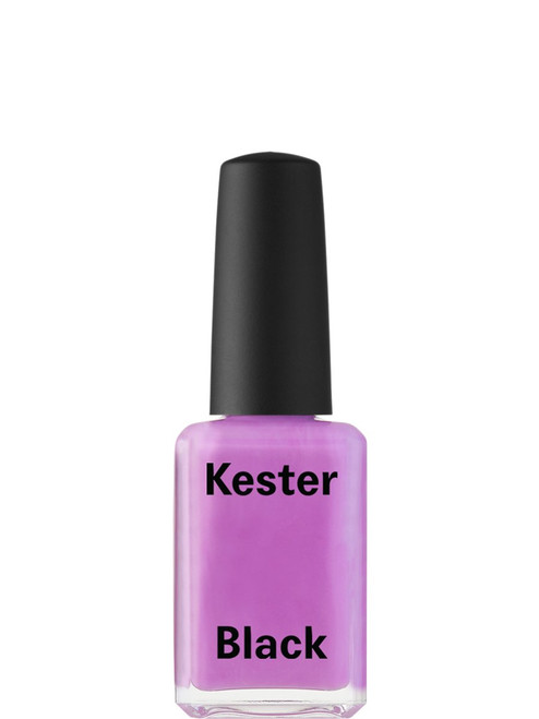 Kester Black Nail Polish in Violet