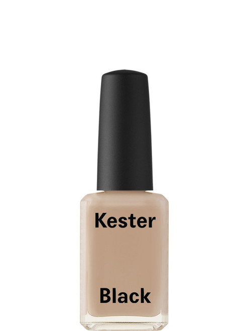 Kester Black Nail Polish in Buttercream