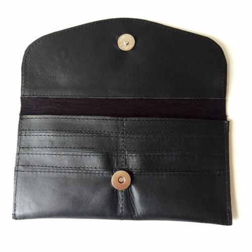 Golden Ponies Accessories - Wallet in Black Leather