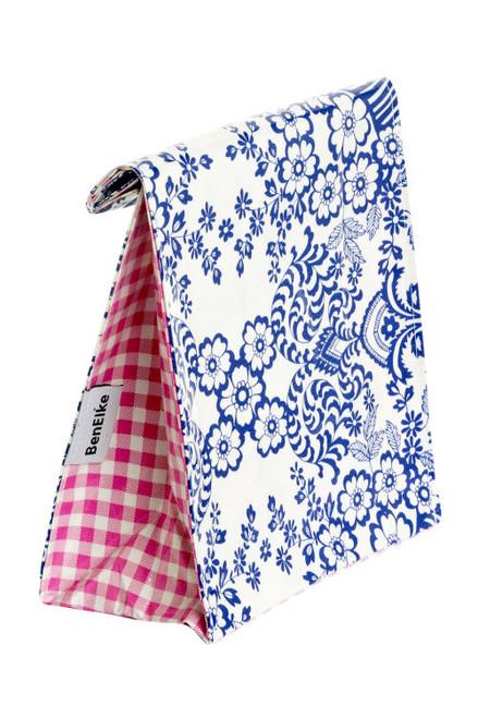BEN ELKE - Blue Eden Lunch Bag