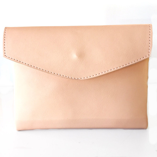 Golden Ponies Accessories - Envelope Clutch in Peach