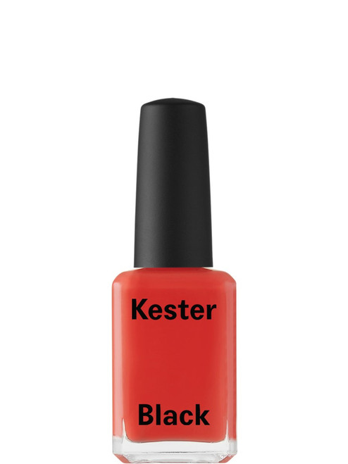 Kester Black Nail Polish in Coral