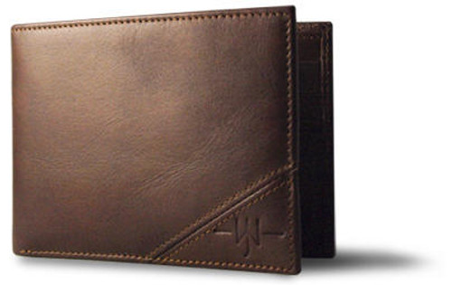 WHITELEY - Oxford Scholar Brown Wallet