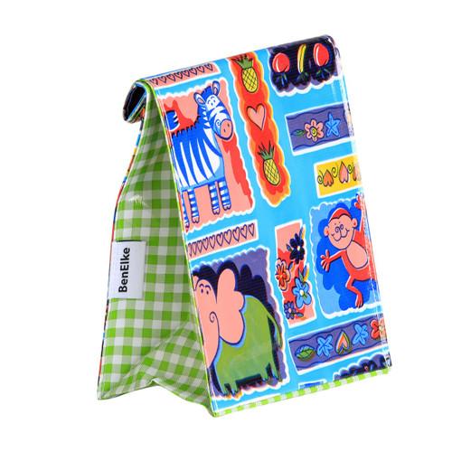 BEN ELKE - Blue Safari Lunch Bag