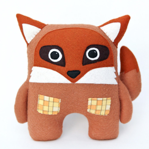 Herbert & Friends - Roman the Fox