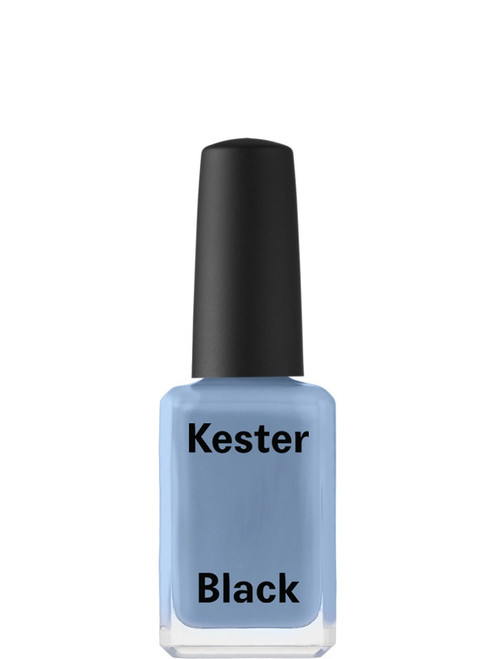 Kester Black Nail Polish in Forget Me Not